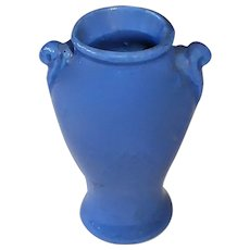 Shawnee Miniature Vase in Dutch Blue