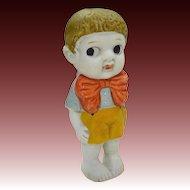 Vintage Japan Bisque Boy Kewpie Doll
