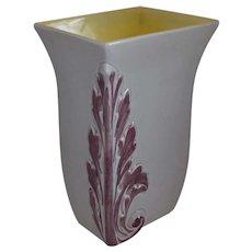 Redwing USA Ceramic Vase #105