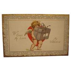 Raphael Tuck Valentine's Day Post Card
