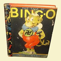 """Children's Book """"The Tale of Bing-O"""" by Tom Lamb"""