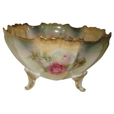 Silesien German Porcelain Bowl