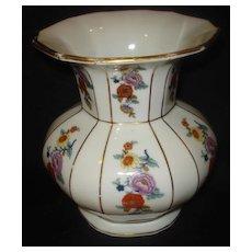 Hand Paste German Vase Henrich Brensch Lettin
