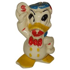 Walt Disney Donald Duck Bank