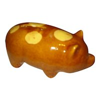 Bennington Stoneware Piggy Bank