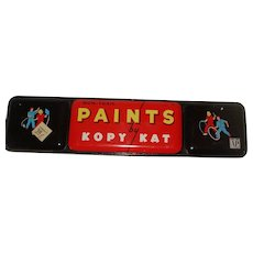Kopy Kat Child's tin Paint Set