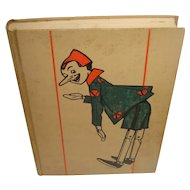 The Adventures of Pinocchio Third Printing 1929