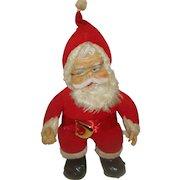 Vintage Rushton Star Creation Santa Claus Doll