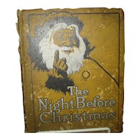 "Early  Book ""The Night Before Christmas"""