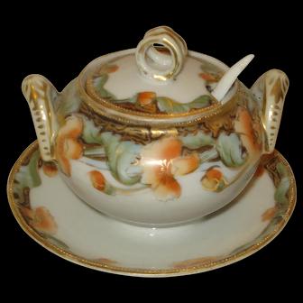Nippon Porcelain Condiment Set