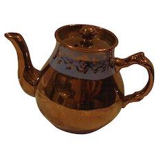 Gibson Luster Teapot England
