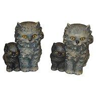 Vintage Goebel Persian Cat /Kitten Figurines