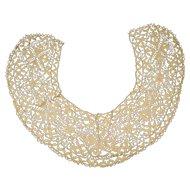 Vintage Lace Collar