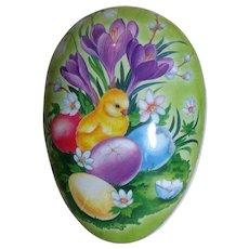 Paper Mache Easter Egg