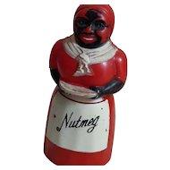 Aunt Jemima Spice Shaker Nutmeg