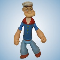 Jointed Cameo Popeye Doll