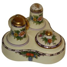 Noritake Condiment Set