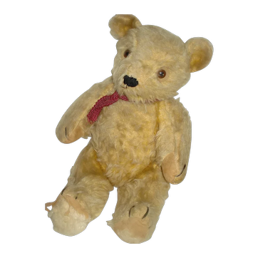 Vintage Stuffed Teddy Bear