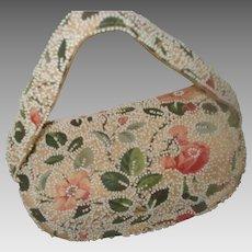 Great Charlet Vintage Beaded Purse - Bag Paris