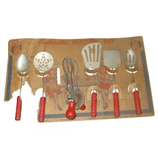 Children's Bakerette Kitchen Set