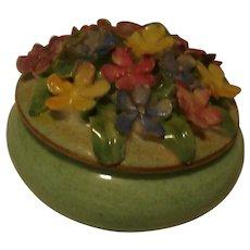 Staffordshire Trinket Box
