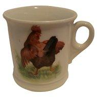 Altwasser Porcelain Chicken Rooster Mug