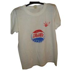 Vintage Pepsi Cola Shirt