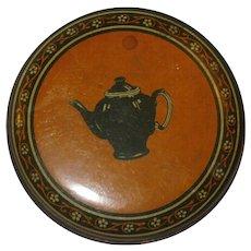 Vintage Banquet Tea Tin- Small size