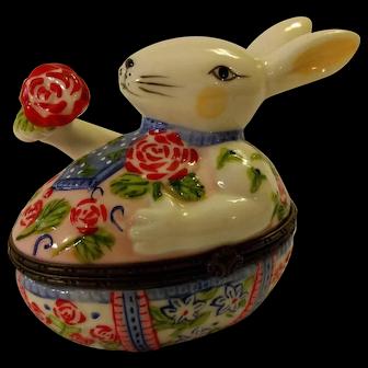 Villeroy & Boch Rabbit Trinket Box