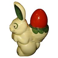 Vintage Ceramic Rabbit Bank