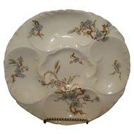 Limoges Haviland Porcelain Oyster Plate