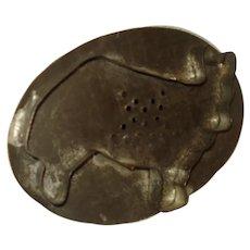Vintage Tin Rabbit Cookie Cutter