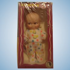 Cameo Kewpie Sleeper Doll in Original Box