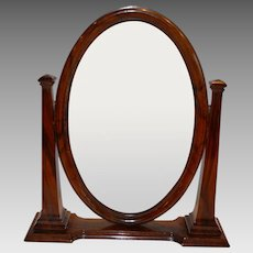 Oval Swing Frame for Dresser or Desk ~ 1880-1900