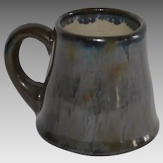 Early Fulper Mug ~ Holds approx 8 oz ~ Fulper Pottery Company Flemington / Trenton NJ 1909-1916