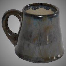 Early Fulper Mug ~ Holds approx 8 oz ~ Fulper Pottery Company Flemington / Trenton NJ 1909-1916