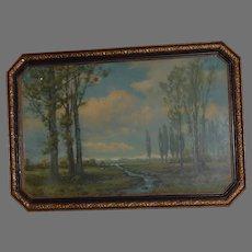 R. Atkinson Fox Print~ Canadian Landscape ~ @Edward Gross, N.Y, #613, 1900-1930