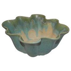 Large Shell Form Vase ~Shape 4055 - Fulper Pottery Flemington New Jersey 1928-1935