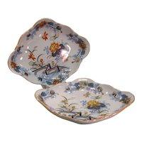 Pr. Wedgwood Stone China Dishes ca. 1825