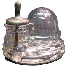 Nineteenth Century Dome Top Mucilage Dispenser