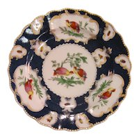 """Samson"" Version of Worcester Plate ca. 1890"