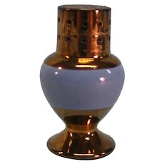 Copper Luster Pepper Shaker ca. 1845
