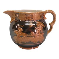 """Wilson"" Luster Pitcher ca. 1815"