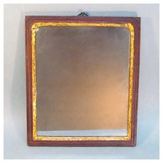 Small Queen Anne/Chippendale Mirror