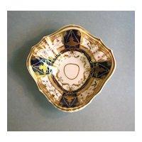 Paris Porcelain Shaped Dish