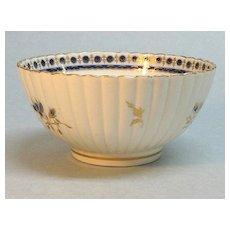 Salopian (Caughley) Bowl ca. 1795