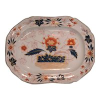 Copeland and Garrett (Spode) Platter ca. 1833-47