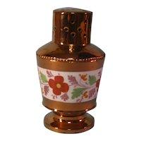 Copper Luster Pepper Shaker ca. 1835