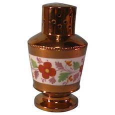 Copper Luster Pepper Shaker ca. 1835