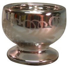 Mercury Glass Master Salt ca. 1860